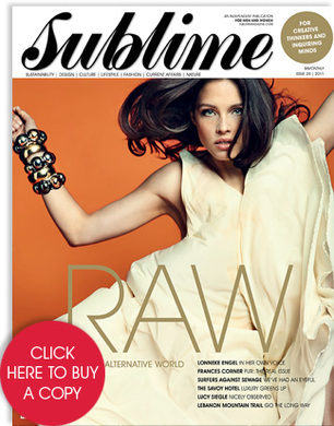 : : . Sublime Magazine - Issue 28 - Raw . : :