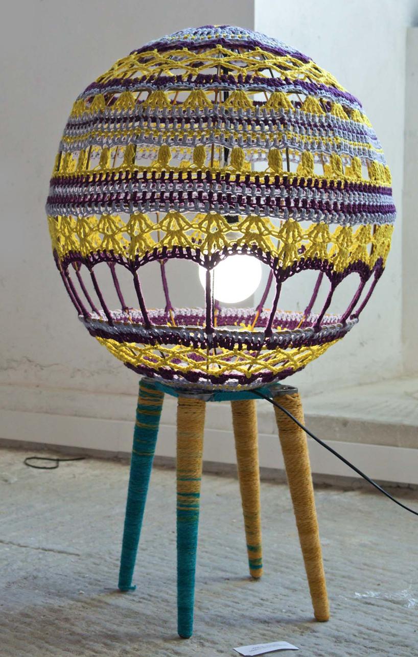 decorkuznetsov studio: scarfty lamp