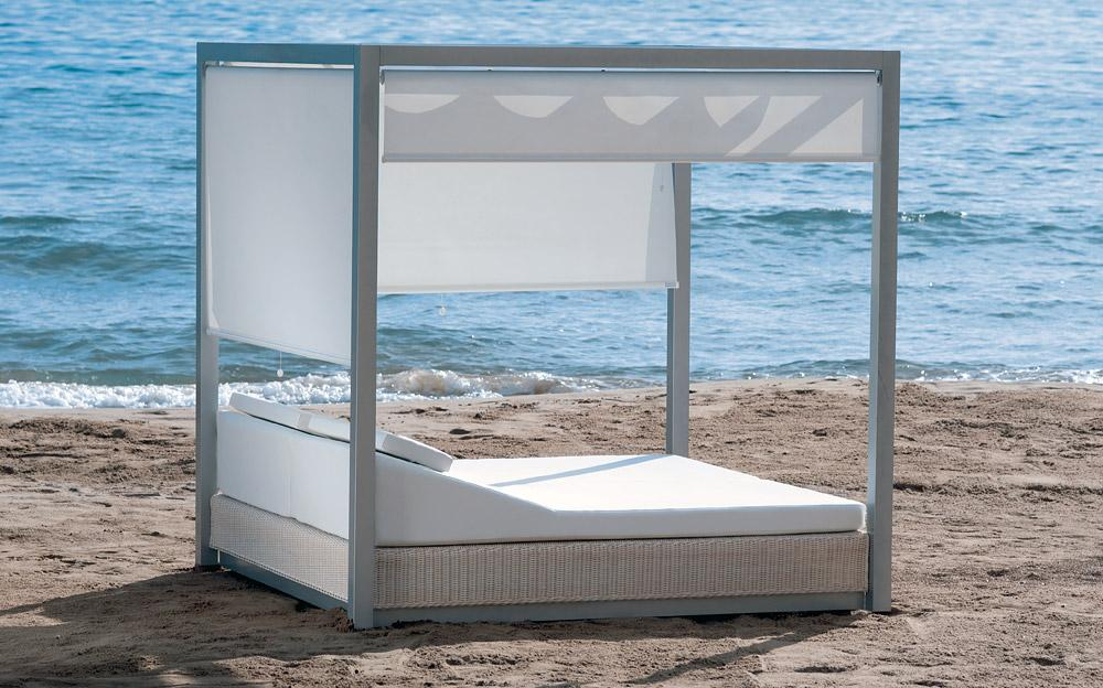 Outdoor Furniture | Madrid Outdoor Double Sun Bed