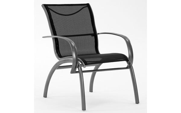 Patio Dining Chairs | Melody Sling Outdoor Dining Chair