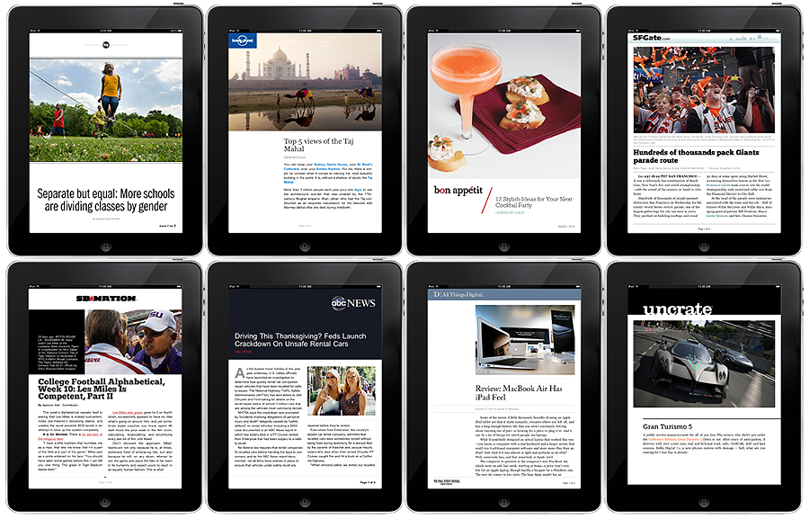 Introducing Flipboard Pages | Inside Flipboard