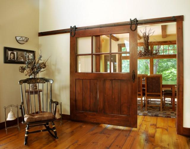 Interior Sliding Barn Door - - windows and doors - cleveland - by Keim Lumber Company