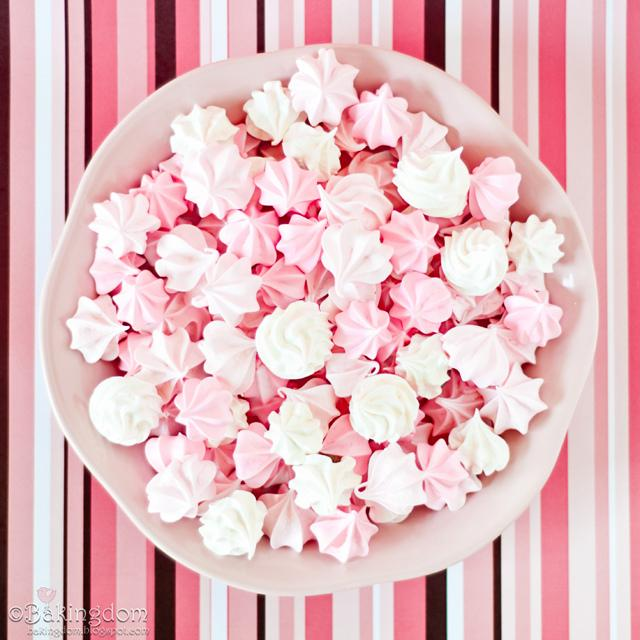 All sizes | Raspberry Meringue Kisses | Flickr - Photo Sharing!