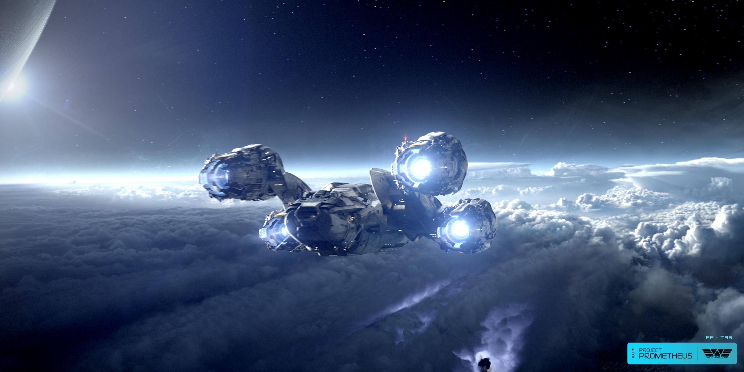 ProjectPrometheus.com - Brought to you by the Weyland Corporation