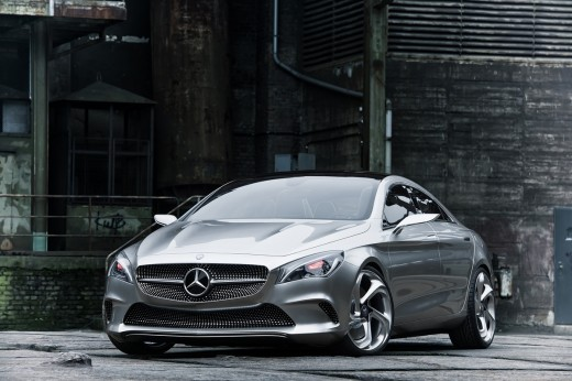 Mercedes-Benz Concept Style Coupe (+ ????? ? ??????) - ??????? - Cardesign.ru