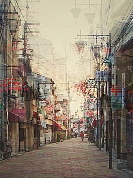 Osaka - Stephanie Jung - Bilder, Fotografie, Foto Kunst online bei LUMAS