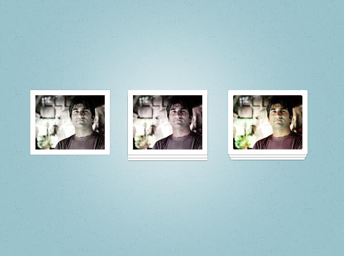 Web Photo Frame — Freebies Gallery