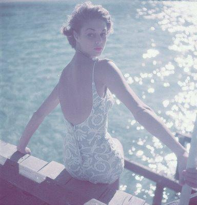 model_jean_patchett_-_bathing_suit_by_carolyn_schnurer_-_photo_by_clifford_coffin_1950_6292153_large.jpg (JPEG Image, 384 × 400 pixels)