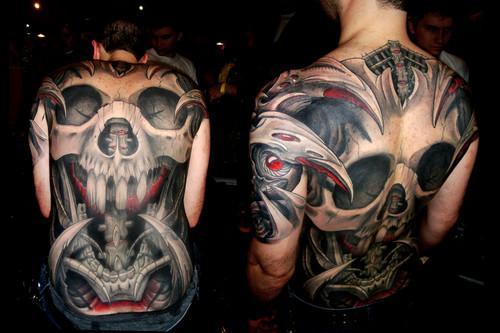 Tattoo Artist: Javier Obregon - Tattoo Cult