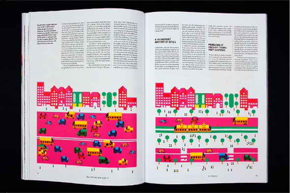 Lamosca, Visualization . Daylight Magazine