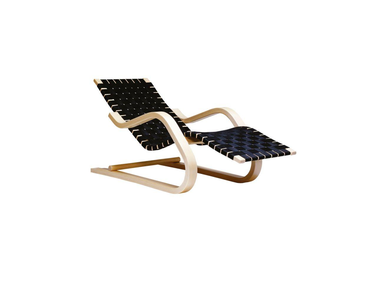 Artek - Products - Armchairs - LOUNGE CHAIR 43