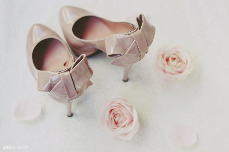 All sizes | Pink ribboned heels <3 | Flickr - Photo Sharing!