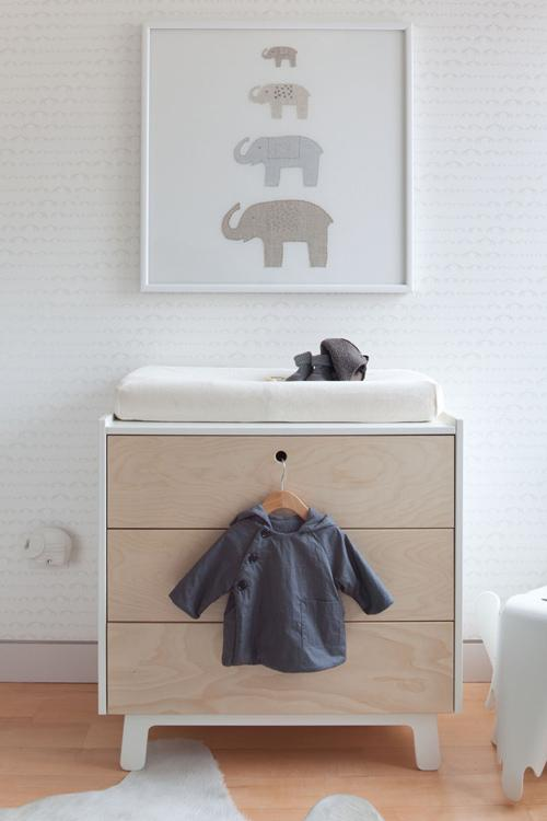 (mini) sneak peek: gabriel's nursery | Design*Sponge