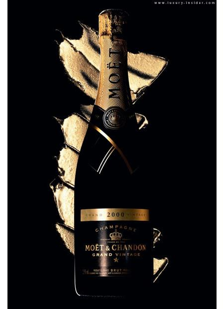 100 year old Moët & Chandon Dry Impérial to be auctioned in Singapore