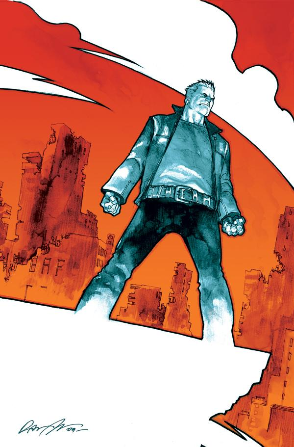 Comic Book Artist: Rafael Albuquerque | Abduzeedo | Graphic Design Inspiration and Photoshop Tutorials