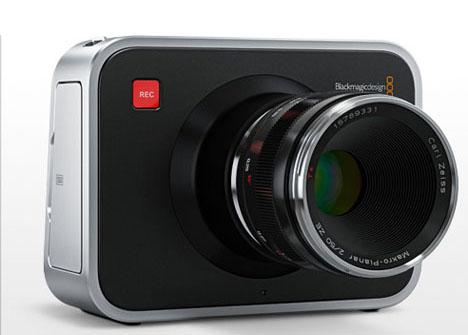 Blackmagic Design's Sexy Cinema Camera - Core77