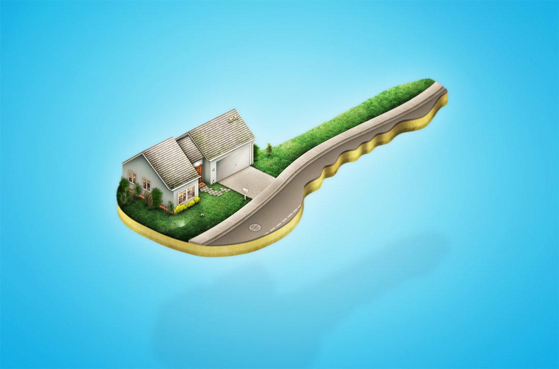 House Key by *fitz-fitzpatrick