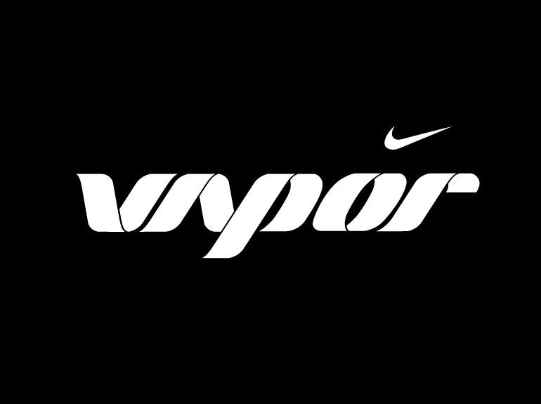 Nike Vapor - Richard Andrews - Art Direction & Design