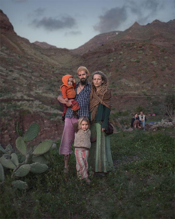 Rainbow Gathering: retratos de amor, harmonia e liberdade