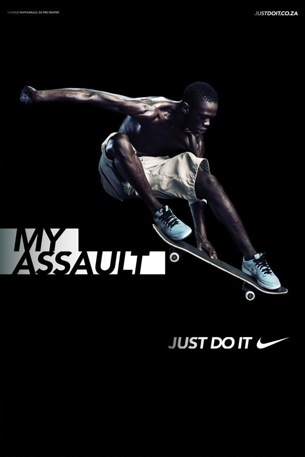 The Incredible Print Ads of Nike | 10Steps.SG
