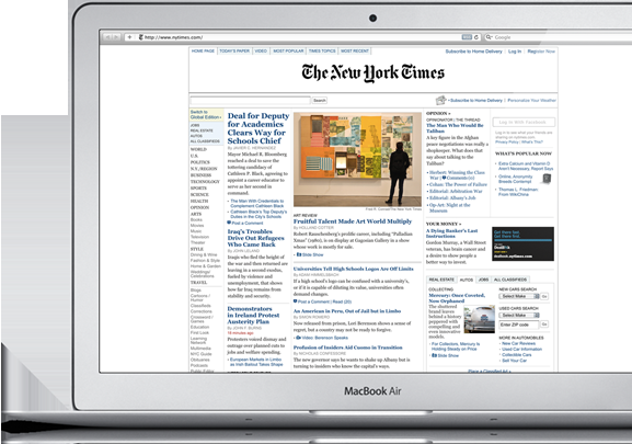 Apple - Safari - Browse the web in smarter, more powerful ways.