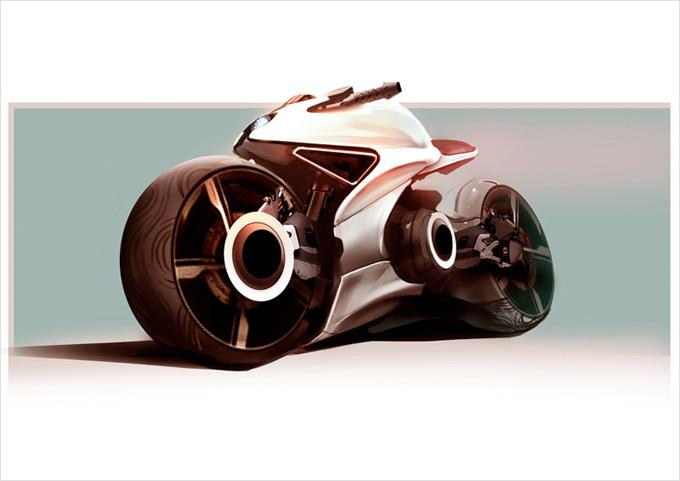 Concept Art World » 24 Inspiring Examples of Cycle Concept Designs