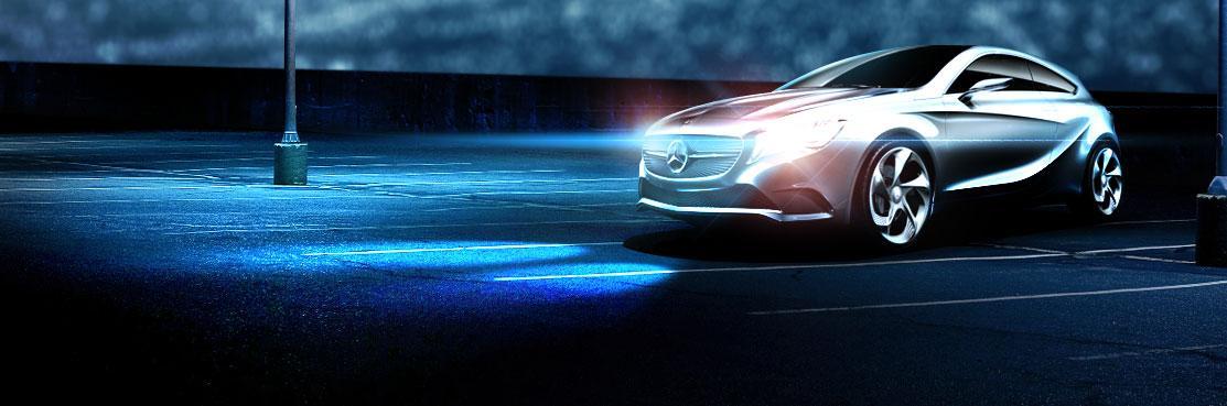 Mercedes-Benz - Sensations