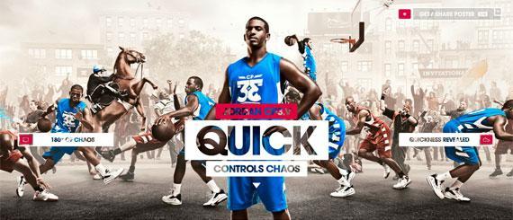 Jordan CP3.V: Quick Controls Chaos Microsite | JordansDaily.com