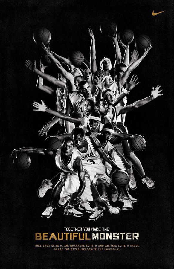 Toutes les tailles | Beautiful Monster - Nike - Wieden+Kennedy - 2007 | Flickr: partage de photos!
