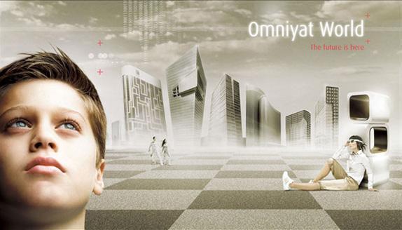 Omniyat Propriétés campagne institutionnelle sur le réseau