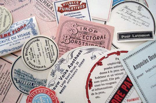 Inspiration: Vintage Packaging & Labels   Abduzeedo   Graphic Design Inspiration and Photoshop Tutorials