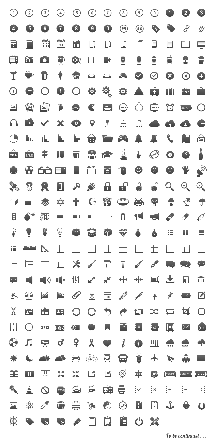 Free Icons Set designed by Brankic1979 - Free psd