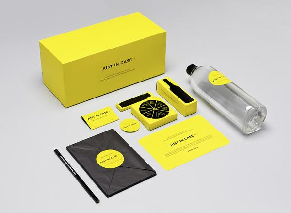JUST IN CASE ® - Branding for the end of the world -