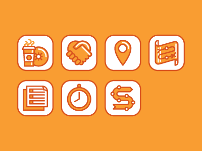 ReachMore icons by Brian K Gray