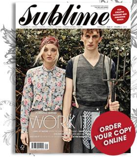 : : . Sublime Magazine . : :