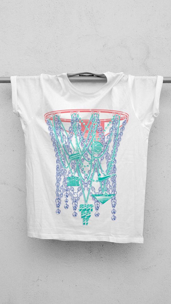 Nike Tshirt Artworks / Foot Locker Special Edition