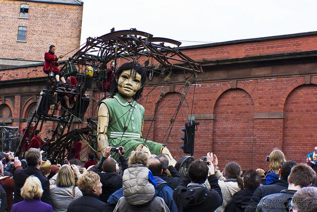 Sea Odyssey: Giant Spectacular - Little Girl | Flickr - Photo Sharing!