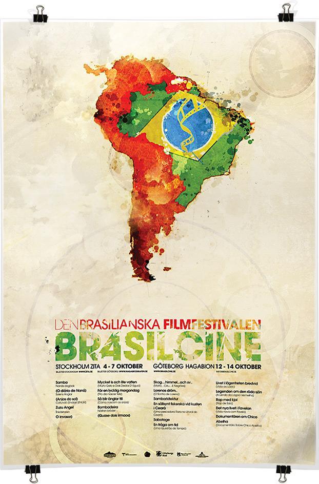 Brasil Cine - Erik Jonsson