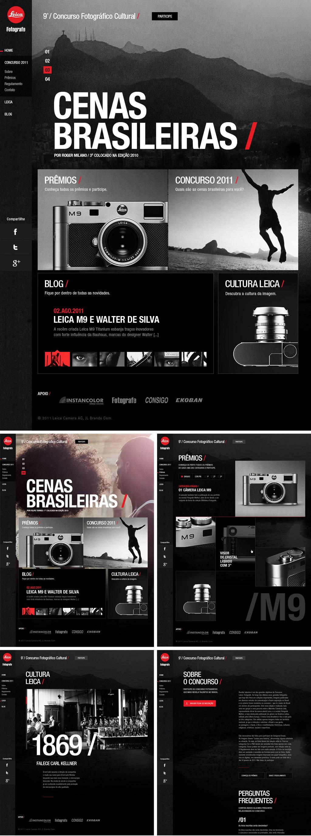 Leica - Photo Contest 2011 - Augusto Paiva / Interactive Whatever