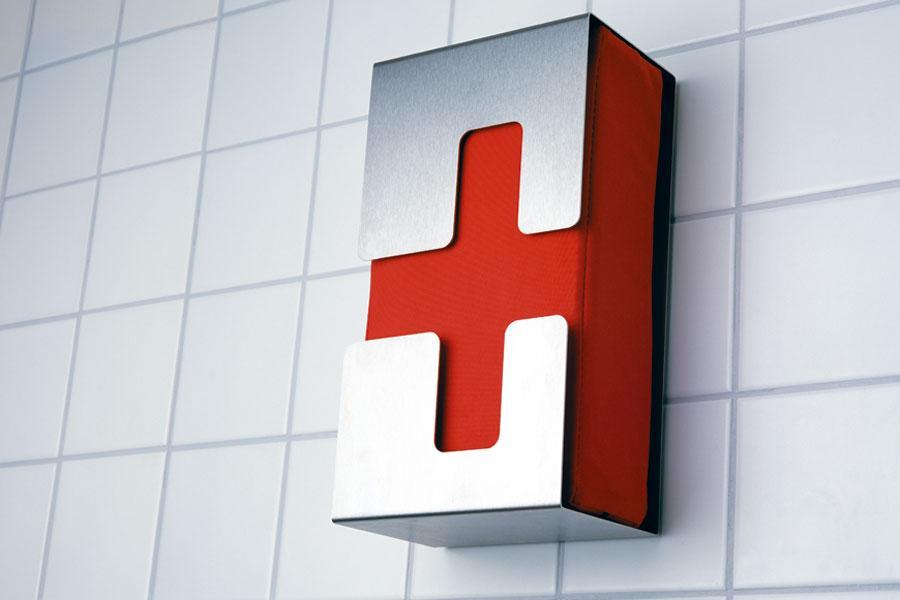 indoor products :: first-aid box :: radius design shop