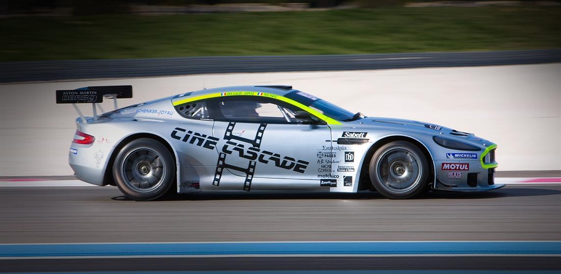 British GT Championship - Aston Martin