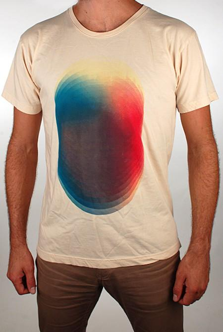 My Wants / Echo Circle Tee + Mix by Heathered Pearls