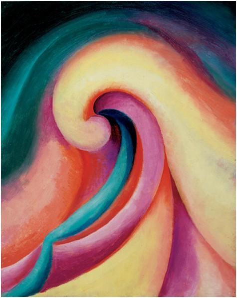 O'Keeffe / Wave