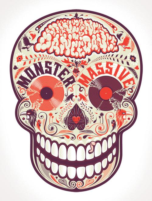 25 awesome skull designs