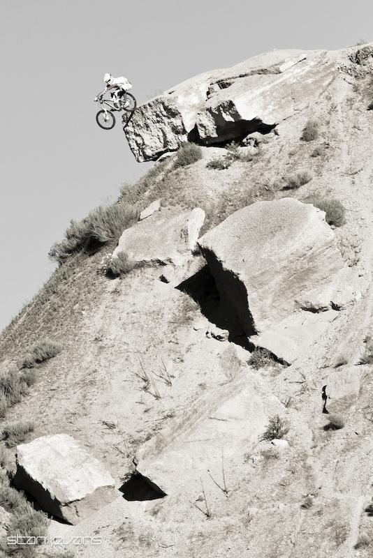 Michal Kollbeck in Salt Lake City, Utah, United States - photo by stanevans - Pinkbike.com