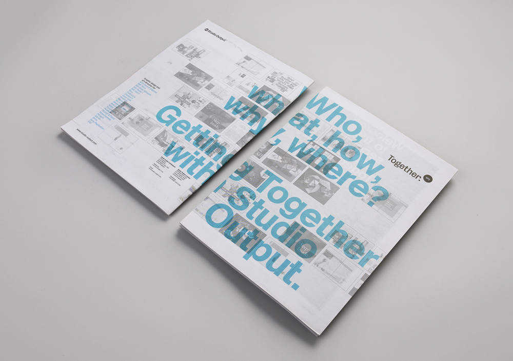 Studio Output – SI Special   September Industry