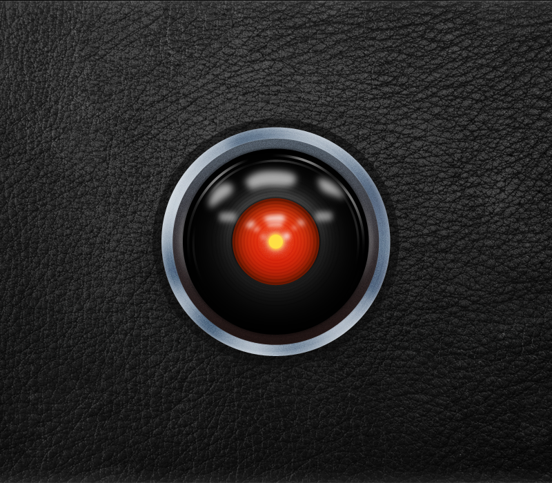 HAL9000highres.png by Alexey Chistyakov