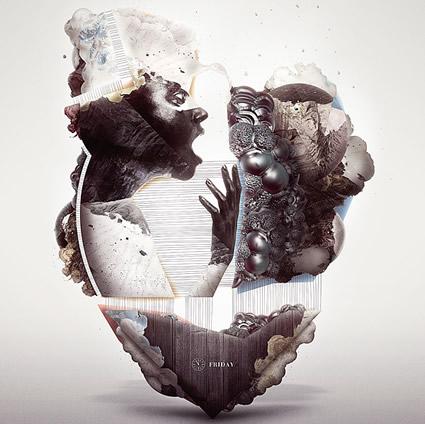 Niklas Lundberg - Umea, Sweden Artist - Digital Artists - Artistaday.com