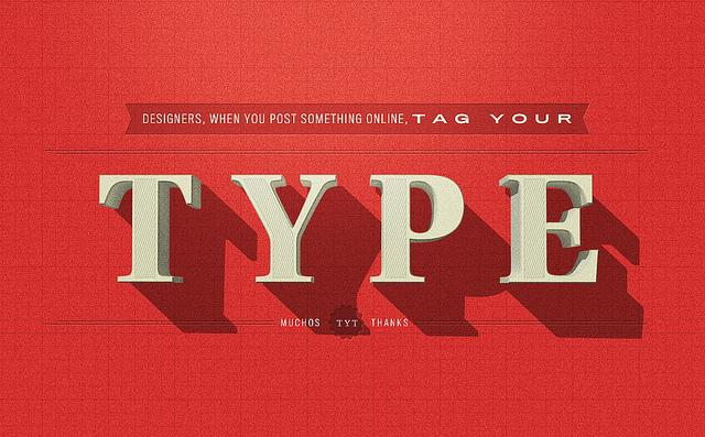 TAG YOUR TYPE!!!! | Flickr - Photo Sharing!