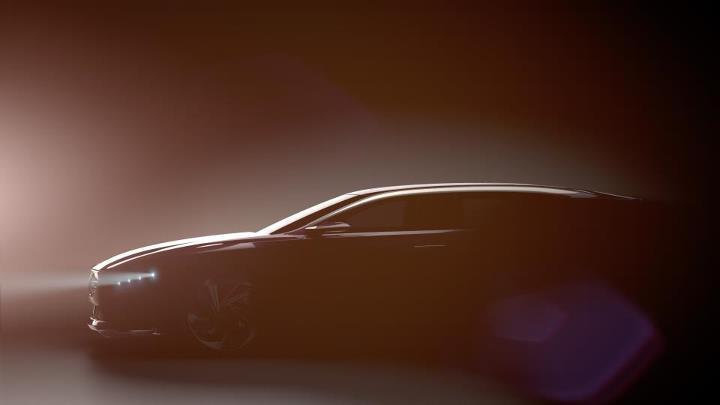 2012 - [Citroën] DS Numéro 9